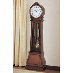 Coaster Grandfather Clock, Model# 900723 - Walmart.com