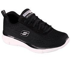 Make+him+super+fast+on+his+feet+with+the+SKECHERS+Equalizer+-+Quick+Reaction+shoe.++Skech+Knit+Mesh+fabric+upper+in+a+lace+up+athletic+sporty+training+sneaker+with+synthetic+overlay+and+Gel+Infused+Memory+Foam+insole.