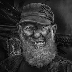 Fotograaf Amersfoort Thomas Thijssen fotografie | Faces - black and white portraits | 1