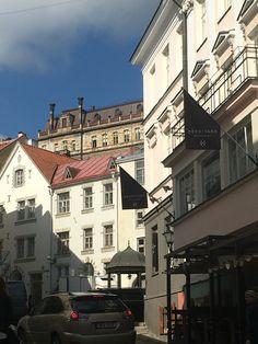 This town has such character! I love it! Tallinn, Estonia