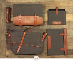 you don't need a technical bag to carry technical things. upstart brand Seventy Eight Percent understands this