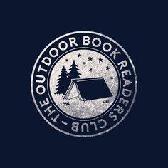 Book Logo, Event Themes, Club, Logo Sticker, Book Reader, Art Logo, Wall Prints, Book Worms, Badge