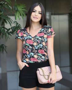 Cute Summer Outfits, Short Outfits, Classy Outfits, Cool Outfits, Casual Outfits, Business Outfits Women, Moda Chic, Korean Fashion Trends, Office Outfits