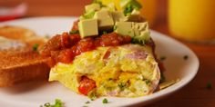 Best Omelet in a Bag Recipe - How to Make an Omelet in a Bag