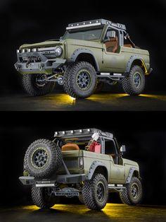 1969 Custom Ford Bronco, RMD Garage