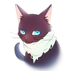 Yato kitten :3 I could see all three of them in a cardboard box, Yato continuously having to be the mommy cat towards Yuki, Hiyori playing with her scarf