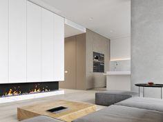 A Minimalist Bachelor Apartment in Montenegro - Design Milk
