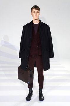 Uri Minkoff Fall 2017 Menswear Fashion Show Collection