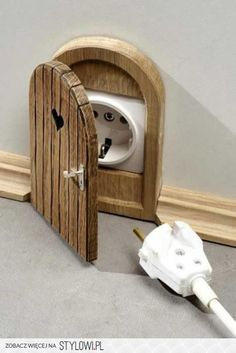 LOVE this! SO cute :) DIY interior design