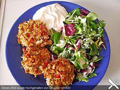 Low Carb Gemüse-Thunfisch-Muffins, ein gutes Rezept aus der Kategorie Snacks und kleine Gerichte. Bewertungen: 20. Durchschnitt: Ø 3,9.