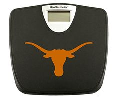 New Black Digital Bathroom Weight Scale featuring Texas Longhorns NCAA Team Logo ** Be sure to check out this awesome product.