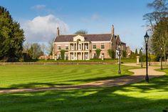 Walkington Hall - Luxurious UK Home For £4.9 Million -  #EastYorkshire #indoorpool #kidsplayarea #LuxuriousHome #luxury #openplankitchen #uk #WalkingtonHall
