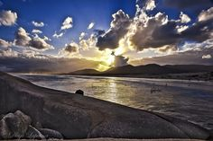 Praia da Joaquina - Florianópolis - SC - Brasil