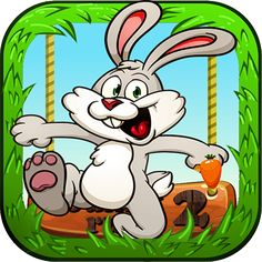 Bunny Run 2: Bunny Run 2 is the second part of bunny run Super bunny run is a 2D adventure run and jump game in jungle.it is the second…