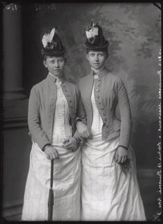 Sophie and Margarete