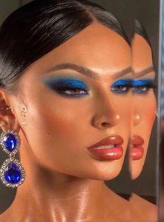 Makeup Eye Looks, Eye Makeup Art, Cute Makeup, Pretty Makeup, Flawless Face Makeup, Glowy Makeup, Beauty Makeup, Makeup Goals, Makeup Inspo