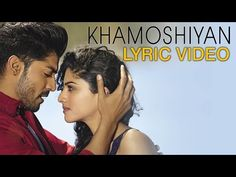 Presenting The Song Khamoshiyan Lyrics. Khamoshiyan song is sung by one of the Bollywood famous singer Atif Aslam. Dj Songs, Best Songs, All About Music, New Music, Happy New Year 2015, English Jokes, Bollywood Songs, Famous Singers, Romantic Songs