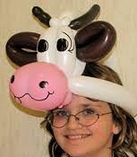 Bildergebnis für balloon animal cow