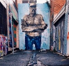 by Anthony Lister, Melbourne, 2014 (LP)