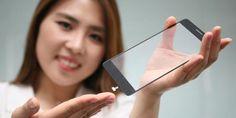 La pantalla que integra un lector de huellas dactilares http://j.mp/1qnnoZh |  #Innotek, #LectorDeHuellas, #LG, #Noticias, #Smartphone, #Tecnología