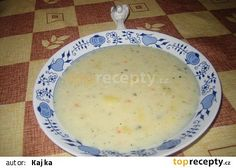 Cheeseburger Chowder, Oatmeal, Soup, Cooking Recipes, Breakfast, Cooking, The Oatmeal, Morning Coffee, Rolled Oats