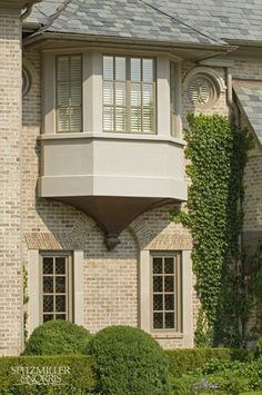 brickwork, bay window, and ocular windows - Spitzmiller & Norris | Gallery Five