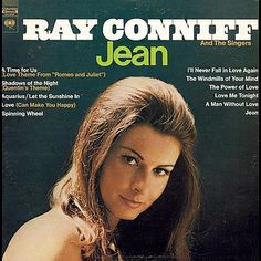 Jean [Grabación sonora] / Ray Conniff and the Singers.-- Madrid : Fonograf, 1970 GS/M/141