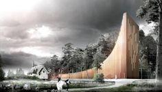 CGarchitect - Professional 3D Architectural Visualization User Community | 2011.11.11 - Harpe Kirke