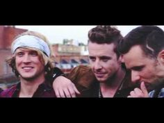 Behind the scenes with McFly on their photoshoot for Drafted Magazine