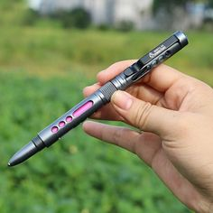 $7.01 (Buy here: https://alitems.com/g/1e8d114494ebda23ff8b16525dc3e8/?i=5&ulp=https%3A%2F%2Fwww.aliexpress.com%2Fitem%2FLight-Weight-Self-Defense-Self-Defense-Tactical-Pen-Functional-Pen-Colorful-Random-Colors-Cheap-Good-Quality%2F32772315394.html ) Light Weight Self-Defense  Self-Defense Tactical Pen Functional Pen Colorful Random Colors  Cheap Good Quality for just $7.01