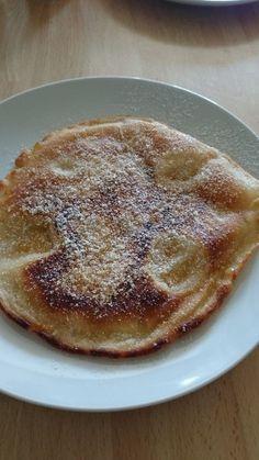 Pfannkuchen ohne Ei und Milch, ein tolles Rezept aus der Kategorie Mehlspeisen. Bewertungen: 113. Durchschnitt: Ø 4,1.