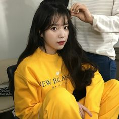 Image uploaded by ezra. Find images and videos about fashion, kpop and inspiration on We Heart It - the app to get lost in what you love. Cute Korean, Korean Girl, Asian Girl, Kpop Girl Groups, Kpop Girls, Korean Celebrities, Celebs, Iu Twitter, Cosmic Girl