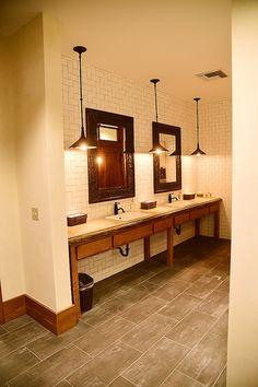 Bathroom Throwdown