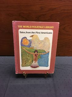 1979 Tales from the First Americans - A World Folktale Library Book by ALiteraryObsession on Etsy
