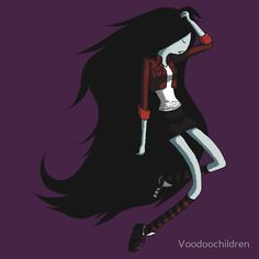 Adventure Marceline by Voodoochildren