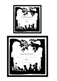 free printable bookplates templates - 1000 images about bookplates on pinterest book labels