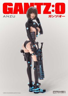 Cyberpunk Rpg, Cyberpunk Girl, Cute Cosplay, Cosplay Girls, Female Cyborg, Chica Anime Manga, Warrior Girl, Science Fiction Art, Anime Figures