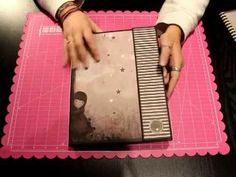 presentacion Taller online fotofolio gorjuss Bellaluna crafts Scrapbooking