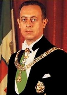 Prince Amedeo, Duke of Aosta, born in 1943, claimant to the leadership of the House of Savoy   #TuscanyAgriturismoGiratola