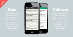 Ultimate - CSS3 & HTML5 Wordpress