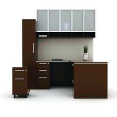 Elegant Home Office Modular Desks Desk Systems