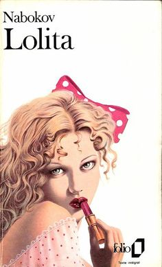In Nabokov wrote to his new American publisher, Walter J. Minton at Putnam, about the cover for his forthcoming novel, Lolita. Vladimir Nabokov, Lolita Book, Lolita 1997, Dolores Haze, Satanic Art, Paris Images, Daddy Issues, Flower Boys, Light Of My Life