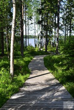 Jääskän Loma; Haarusjärvi Northwest Finland. © Saana Kormano, 2013 Finnish Words, Visit Helsinki, Best Cities, Norway, Sweden, Paths, Cottage, Landscape, Roads