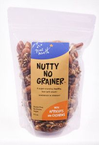 True North Granola (Brattleboro VT) Nutty No Grainer... gluten free and I love the mix with cranberries in it!