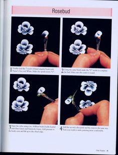 Album Archive - One Stroke Acrylic Painting For Beginners, One Stroke Painting, Tole Painting, Fabric Painting, Painting Flowers Tutorial, Flower Tutorial, Bob Ross Paintings, Easy Paintings, Pinturas Bob Ross