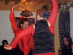 'Sevillanas' is flamenco that anybody can dance, come to Sevilla's Feria in May