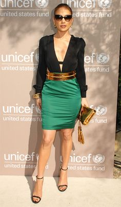 J LO- wearing Gucci <3