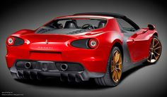 Ferrari Sergio | Only cars and cars