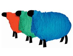'Wool Packaging' by Andy Butler, 2005
