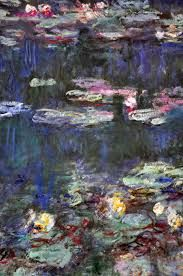 My Paris Favorite: Claude Monet, the Water Lilies, and L'Orangerie - Jennifer Lyn King Claude Monet, Monet Paintings, Landscape Paintings, Monet Water Lilies, Cy Twombly, Lily Painting, Impressionist Paintings, Renaissance Art, Fine Art